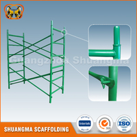 Construction Scaffolding Material Types And Names