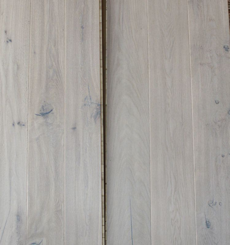 Invisible Lacquered Russian Oak Engineered Floor