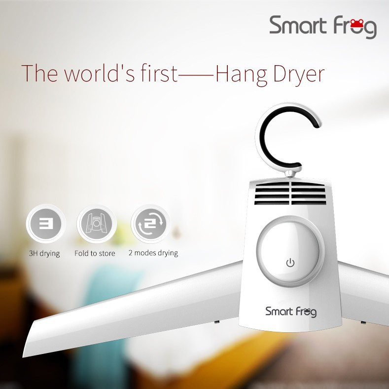 C5 Smartfrog original hot sale cover clothes dryer in plastic, mini balcony clothes dryer
