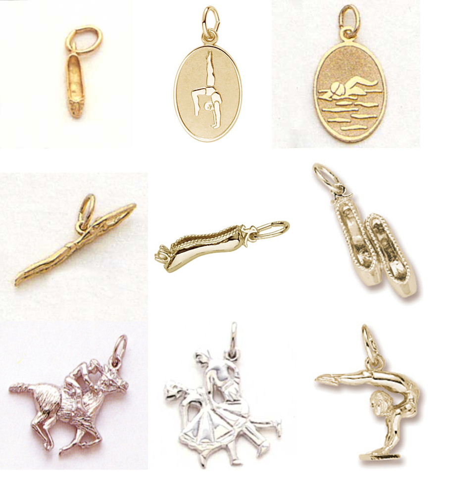 Unique Charm Pendant Metal Pendants Jewelry