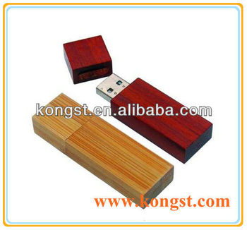 wood usb pendrive