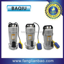 Flexible submersible underground cleaning water pumps for sale