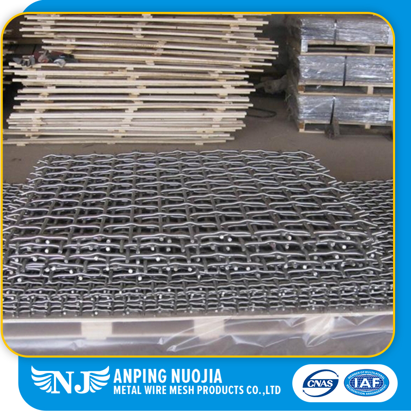 Over 10 Years Experience Supplier Precise Heavy Duty 316 Stainless Steel Crimped Wire Mesh