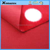 2015 hot-sale bonding fabric in 100% poly inlterlock and TPU and fleece