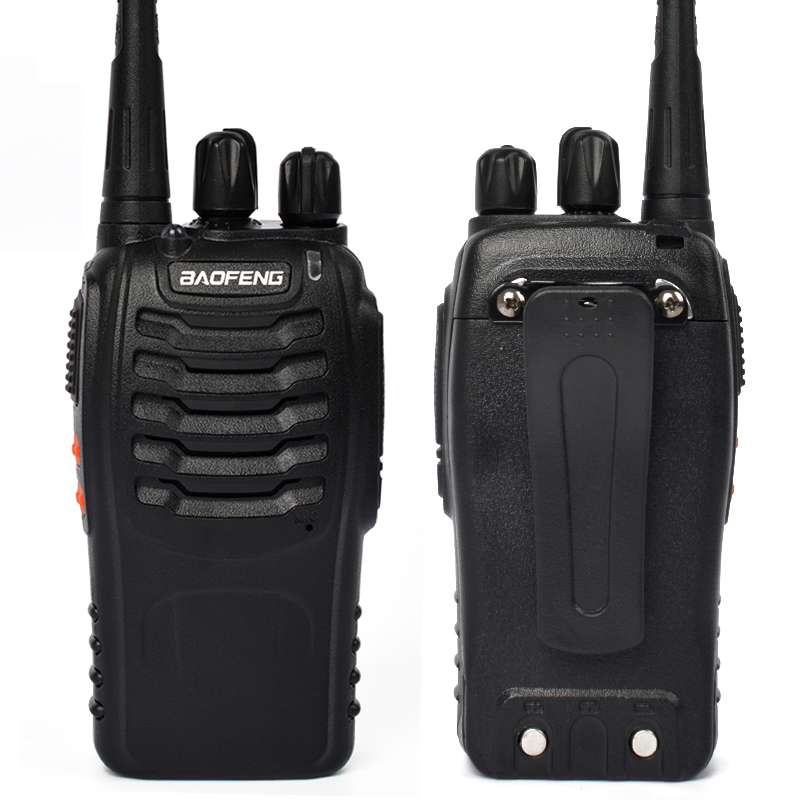 VHF Or UHF Handheld 2 Way Radio Receiver Baofeng BF-888s