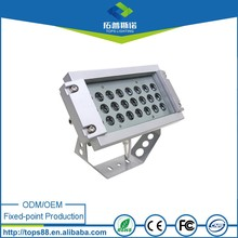 Economical 45W High Power DMX 512 control outdoor power line rgb led flood light