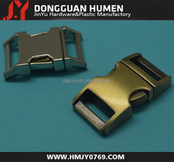 Dgjinyu metal quick release buckle,metal buckle dog collar