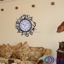High Quality low price new home decor wall clock