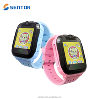 Christmas Gift L80 3G GPRS Kids Smart Watch SOS GPS with 1 Year Warranty