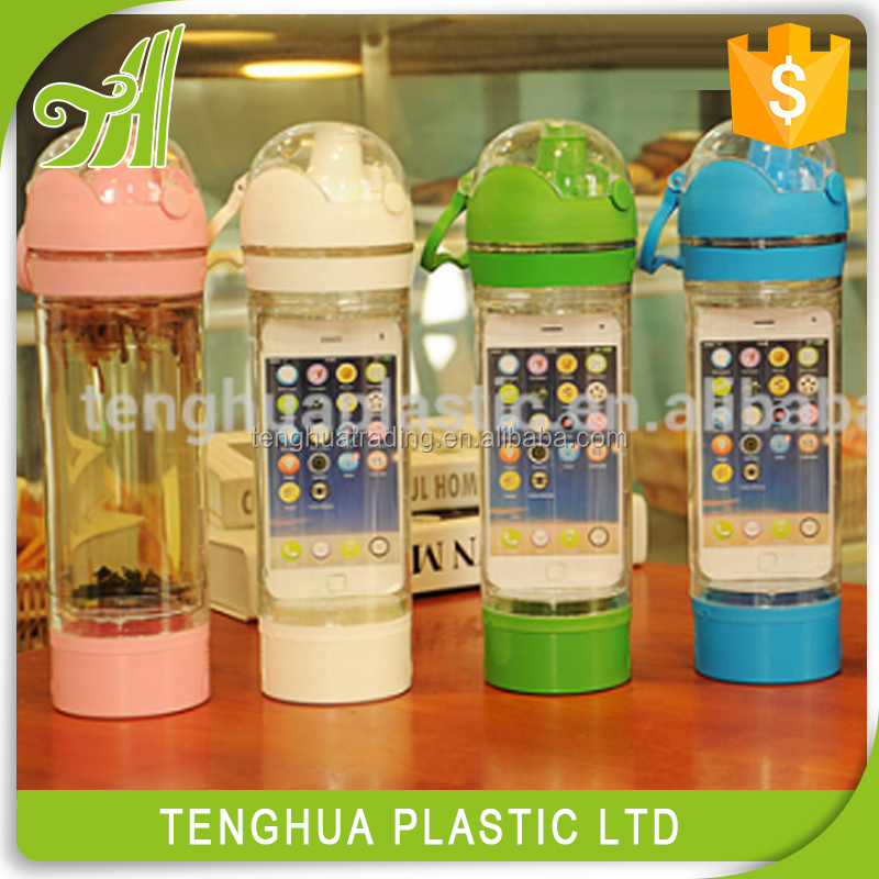 OEM Logo Popular Model Plastic mineral water bottle