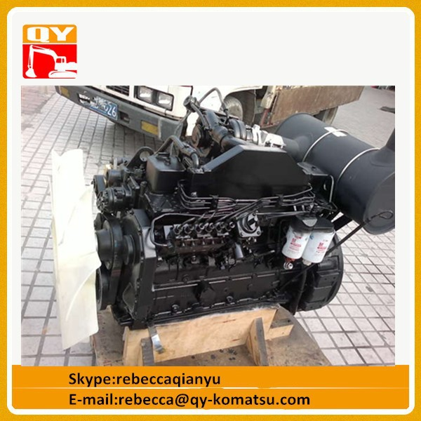 used engine 4D31,4D34,6D14T, 6D15T,6D16T,6D22,6D24 used diesel engine for excavator