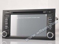WITSON CAR DVD GPS RADIO PLAYER FOR SEAT LEON 2013 WITH 1.6GHZ FREQUENCY DVR SUPPORT WIFI 3G BLUETOOTH GPS