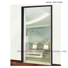 Fiberglass Insect Screen Sliding Door