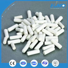 alumina ceramic grinding media cylinder rod 1mm 2mm 3mm diameter 20mm porcealin media for polishing