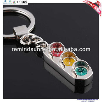 2013 Fashion Design Metal Cheap Custom Promotion Key Chain