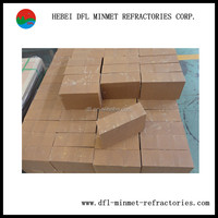 magnesia spinel bricks for cement kiln
