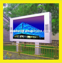 ASRAM High definition P20mm Single color scrolling led signs programmable outdoor full color led sign p10