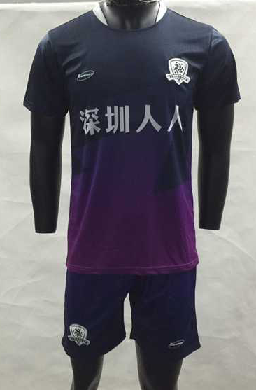 Chinese factory low price Soccer Sublimation Printed Football Team Jersey