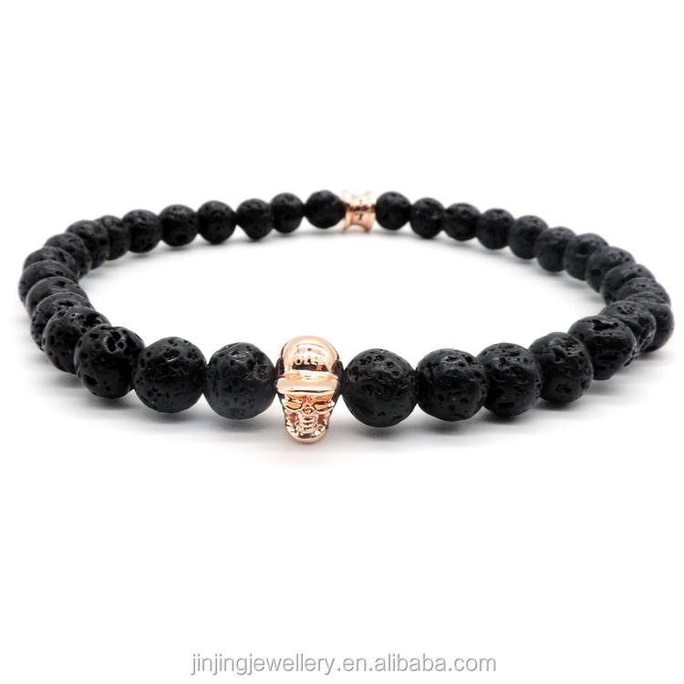 2016 popular jewelery lava bead bracelet buy