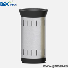 1 separate classified metal stainless steel customized recycling decorative park trash bins