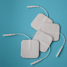 new product Soft and elastic FDA approved strong sticky tens adhesive gel electrode pad for muscle stimulator