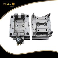 OEM Quality Power Tooling parts plastic injection molding with good offer