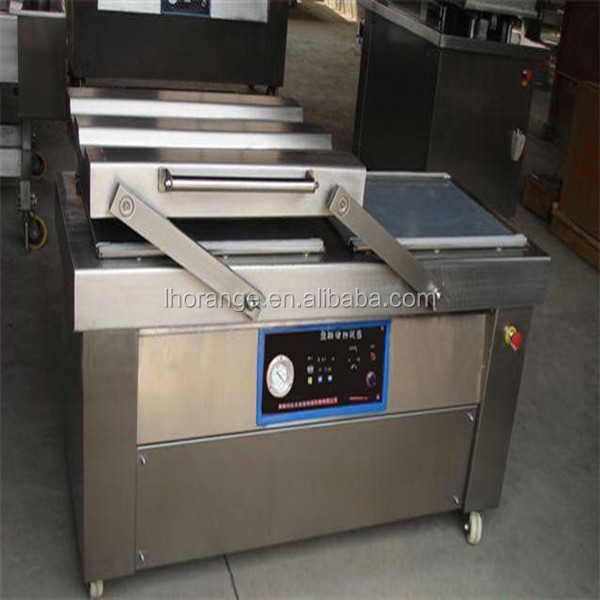 Commercial vegetable vacuum package machine food preservation machine