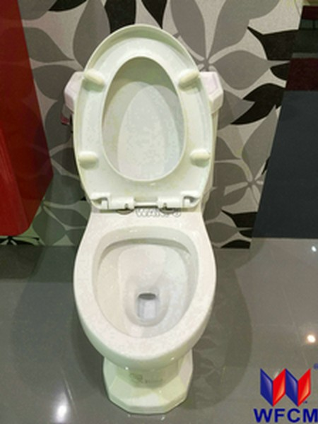 Spy wc toilet