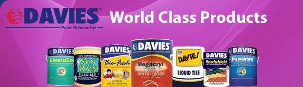 Davies Paints | Coatsaver Paints