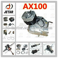 100cc engine AX100 parts