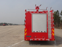 fire fighting truck HOWO 4*2 small fire truck for sale in europe