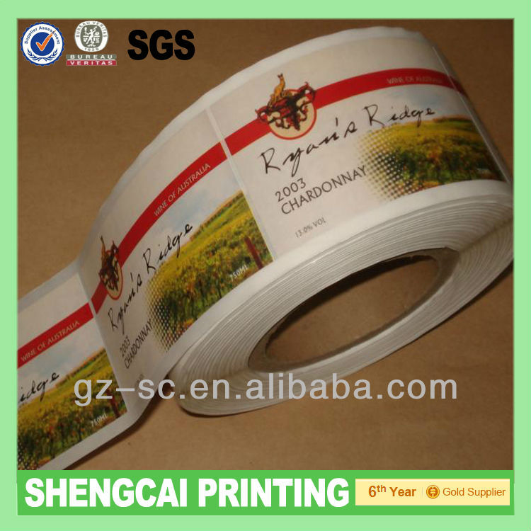 Rolls private introduction label be applicable to Labeling Machine