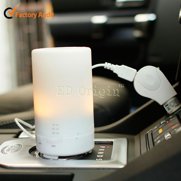Electric scent diffuser / LED aroma diffuser / Car air freshener