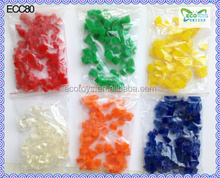 Factory Supplier Cube Gel Beads Gowing Crystal Soil For Plant Keep moisture
