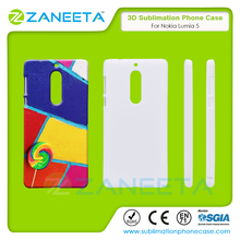 Factory Direct 3D Sublimation Printing Cell Phone Case For Nokia 5