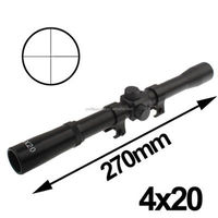 hunting tactical scopes 4X20 riflescope stock products best seller china factory airsoft factory