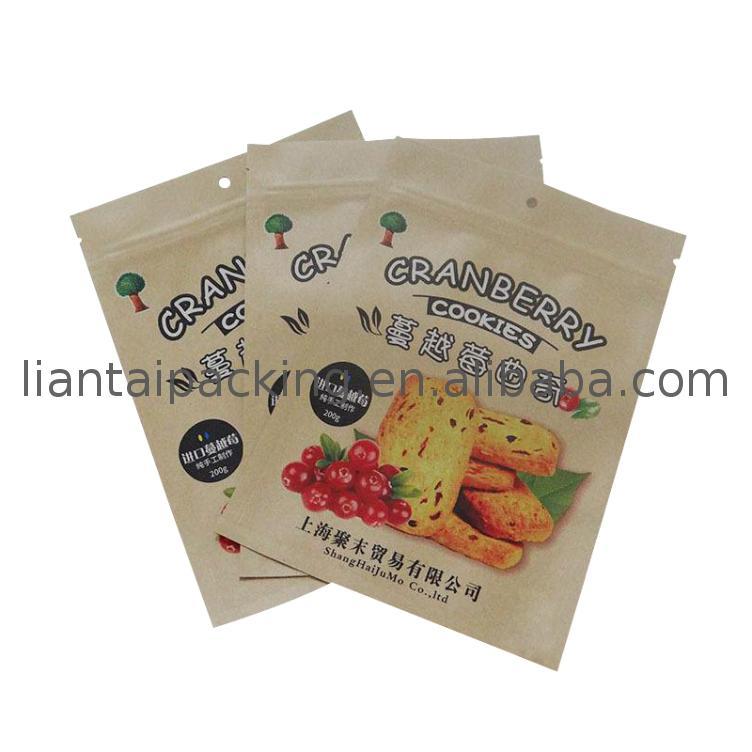 kraft paper bag packing machine
