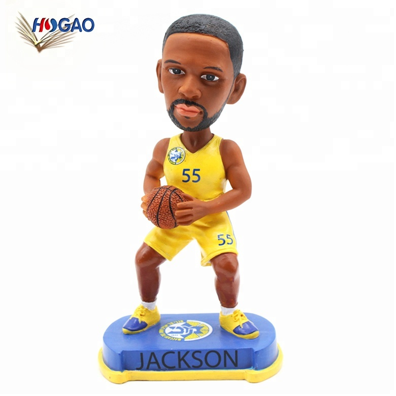 Kobe Bryant Action Figure Basketball Gift Souvenir Car Bobble Heads Sports Sales