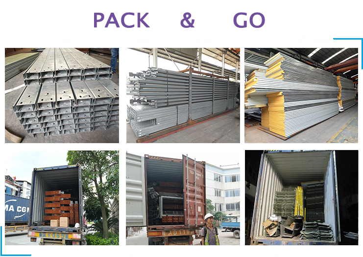 prefabricated steel structure building steel structure workshop warehouse