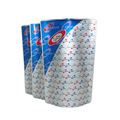 Medical Level Smell Proof Mylar Foil Pouches Zip Lock Aluminum Foil Bags