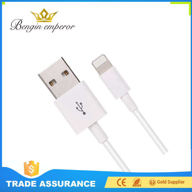 High Quanlity High speed transmission micro usb charging cable for iphone 6 6s