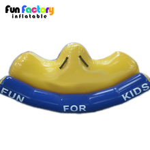 water play equipment pool toys inflatable games mini water seesaw for kids