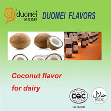 Milk aroma coconut flavouring food flavor liquid flavor for dairy