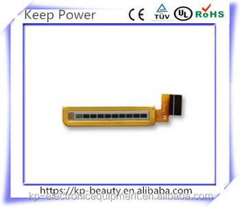 LCD 0.9 inch flexible bendable display, power strip, progress bar, with e paper (E ink) display GDEB0090