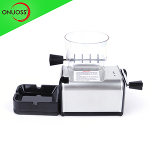 JL-050A Automatic High Speed Making Roll Your Own Electric Filter Tobacco Injector Tube Filling Cigarette Rolling Machine