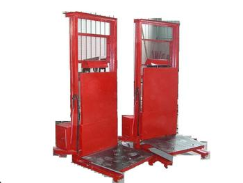 motorized hydraulic lift