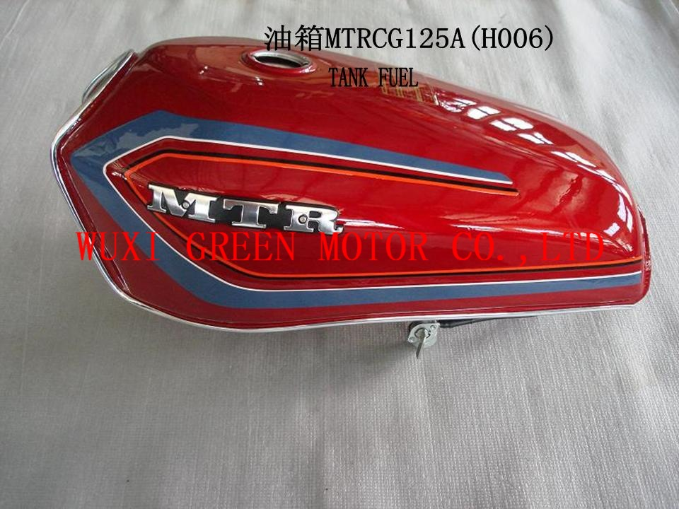 spare parts tank CG125 motorcycle