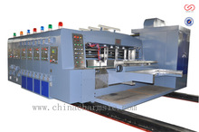 GIGA LX 308 Used Fully Auto Electromagnetic clutch 4 colors carton box machine