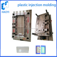 Custom Mobile air conditioning panel plastic injection mould service for sale