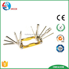 Professional Bike Tool Cycling Repair Tool Kits /Multi Emergency Outdoor Bicycle Repair Tools
